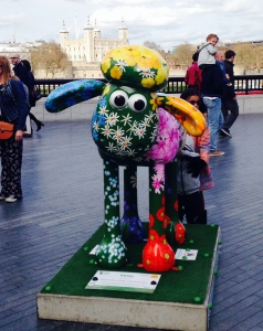Shaun in the City Bristol