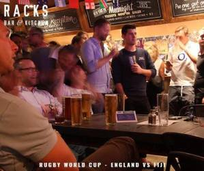 RWC 2015 at Racks