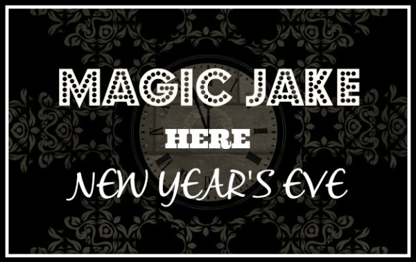 Magic Jake on NYE