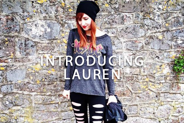 Racks Team introduce Lauren
