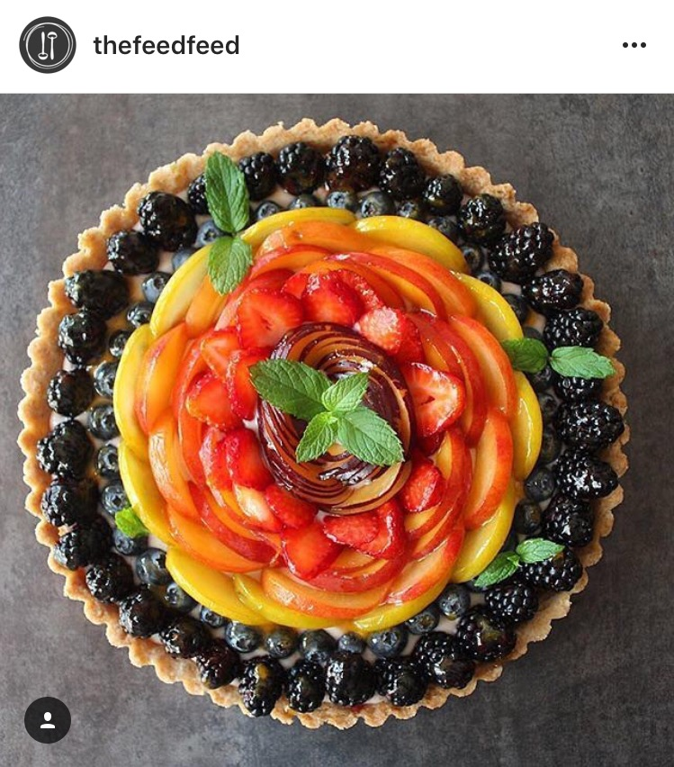 10 best instagram accounts for food lovers racks it creates the prettiest healthy recipes and has tips on healthy nutrition no need to feel guilty for indulging in this account nadiaskitchen food forumfinder Gallery