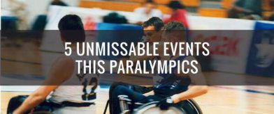 unmissable paralympic events to watch at Racks